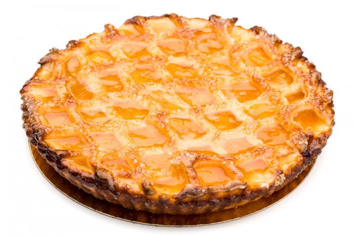 'abrikozentaart netje' - Bakkersonline
