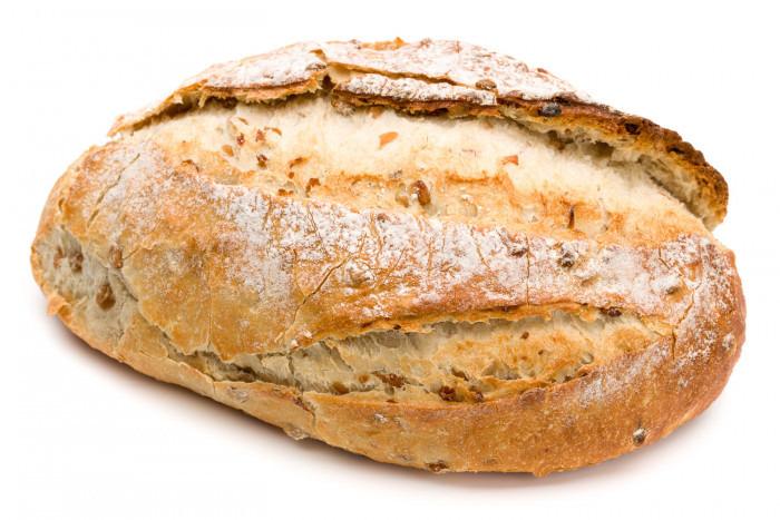 Speltbrood grijs - Bakkersonline