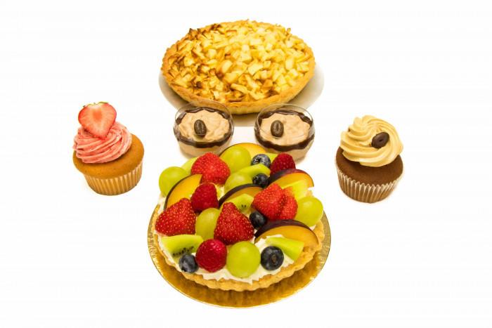 Eenvoudig dessertbuffet - Bakkersonline