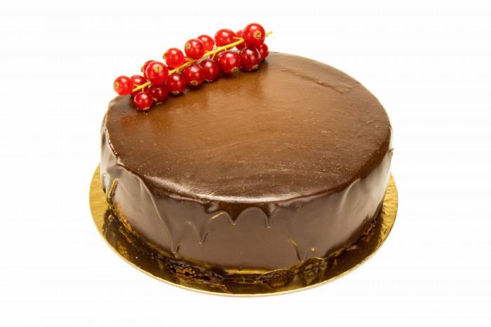 Chocolademoussetaart - Bakkersonline