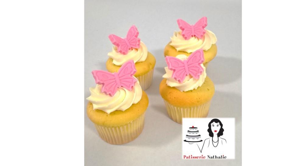 Mini vanille cupcakes - Bakkersonline