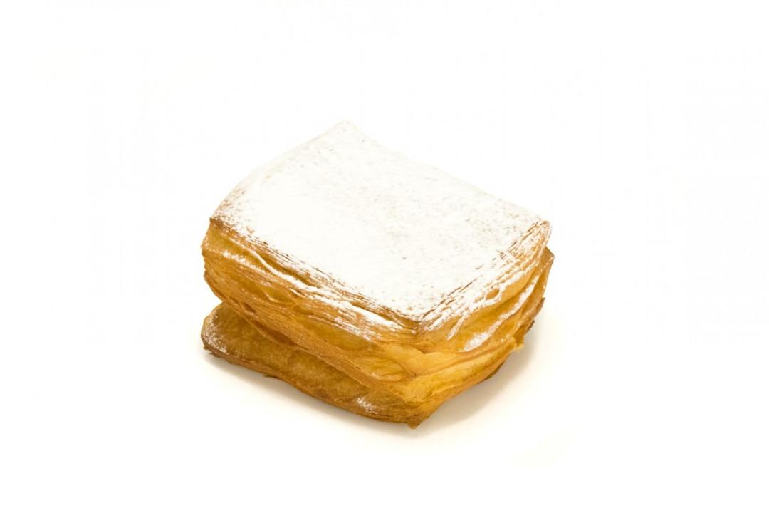 Creme koek bloemsuiker - Bakkersonline