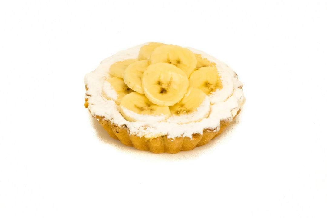 Banaanvlaaike - Bakkersonline
