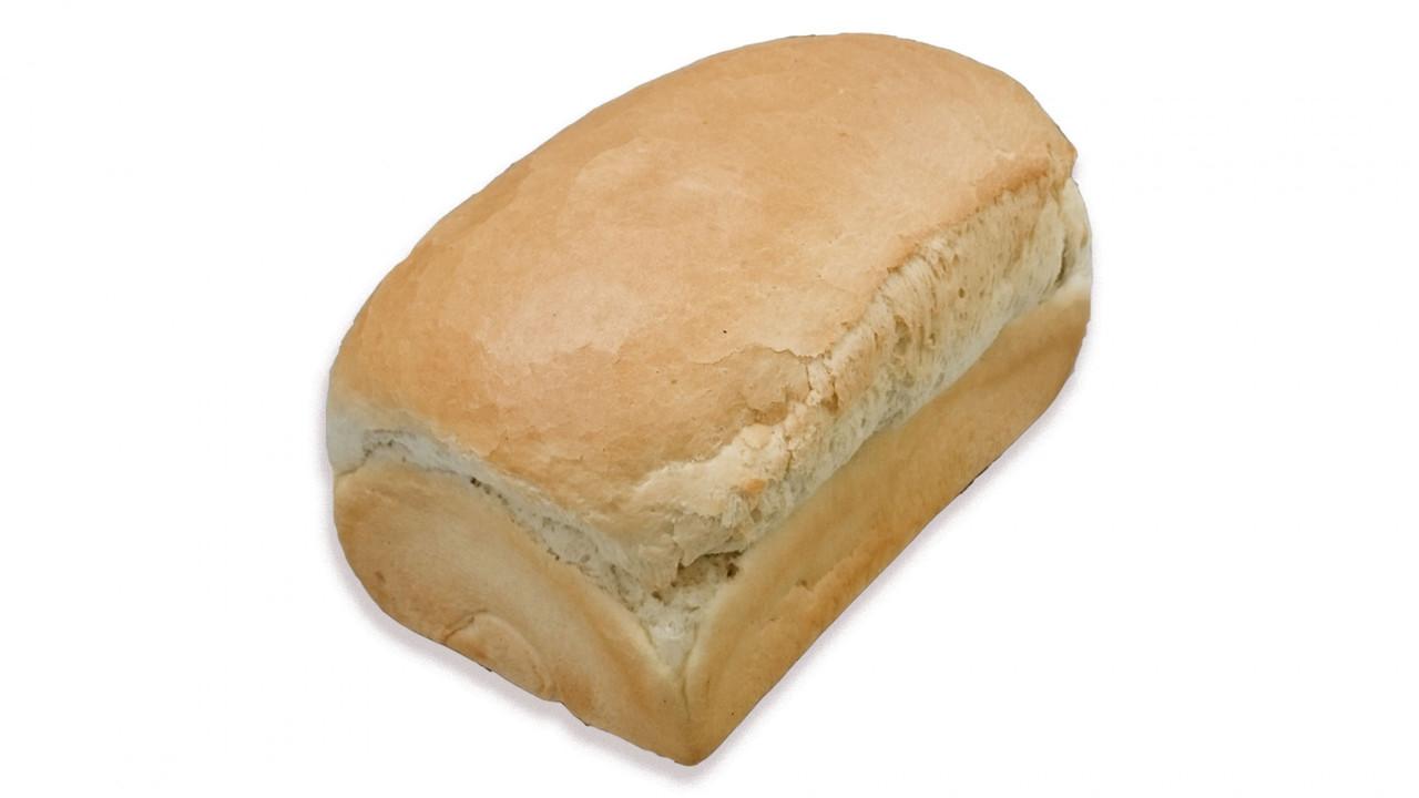 Klein lang wit brood Gesn. 400 Gr. - Bakkersonline