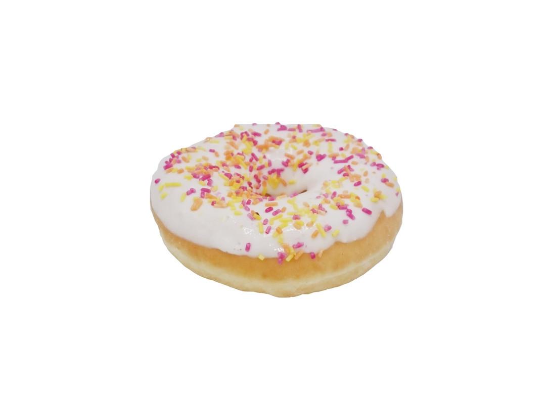 Donut Wit & Kleur - Bakkersonline