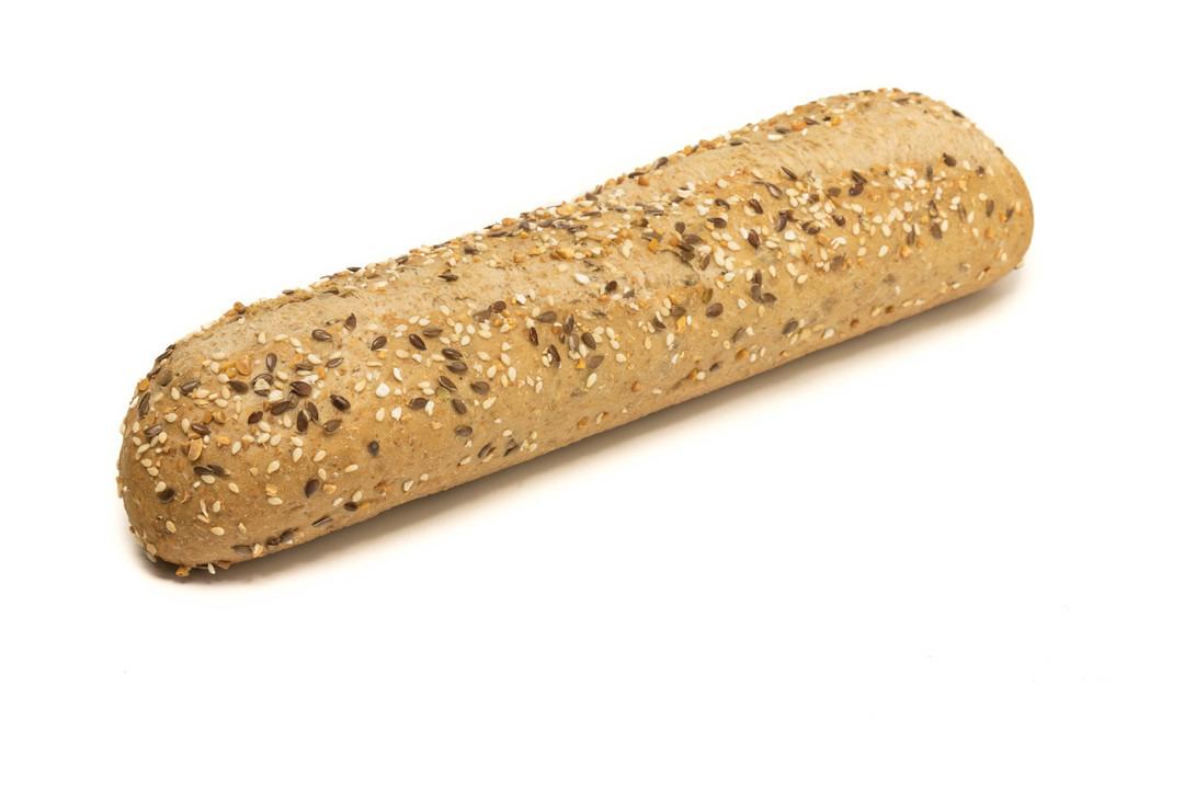 Half stokbrood meergranen - Bakkersonline