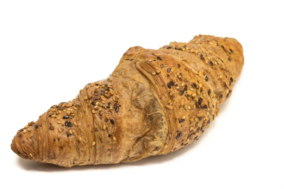 Meergranen croissants - Bakkersonline