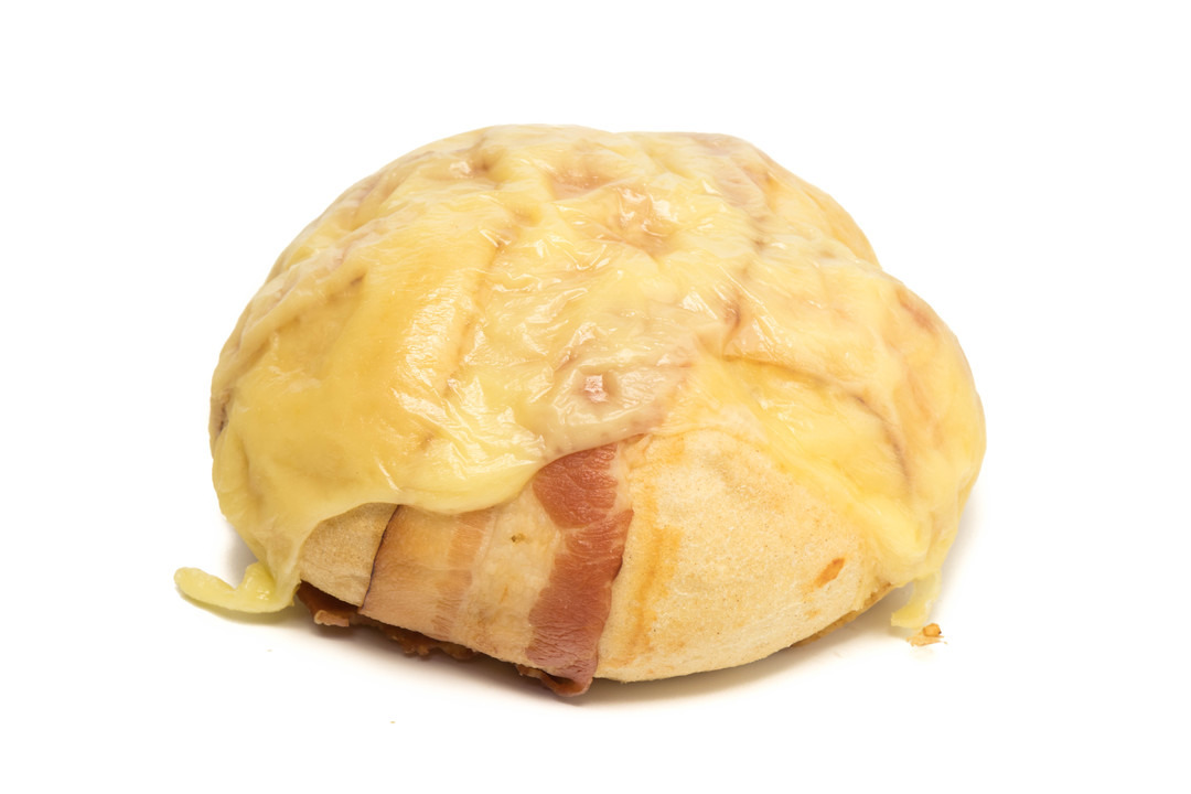 Spekbroodje met kaas - Bakkersonline