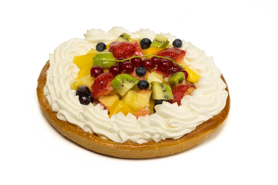Fruit slagroom - Bakkersonline