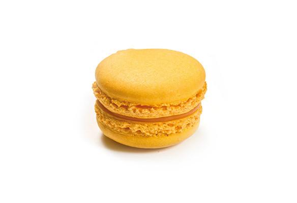 Macaron geel 1 st. - Bakkersonline