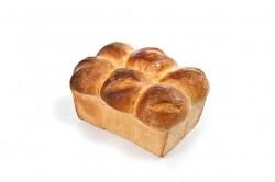 Klein Wit Pistoletbrood Vierkant - Bakkersonline