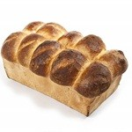 Groot Wit Pistoletbrood Vierkant - Bakkersonline