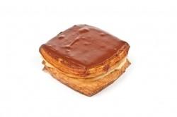 Cremekoek chocolade - Bakkersonline
