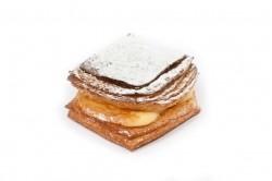 Cremekoek vierkant suiker - Bakkersonline