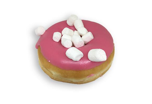 Donut Roze Marshmellow - Bakkersonline
