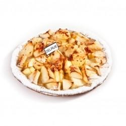 Appel kaneel taart gerezen deeg - Bakkersonline