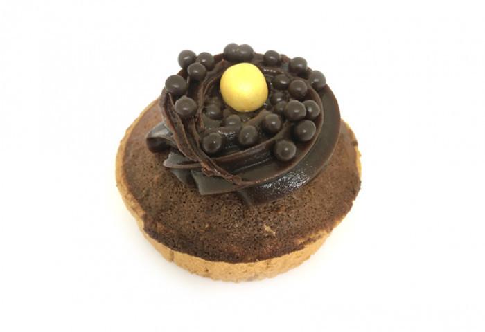 Friands chocolade + ganache - Bakkersonline