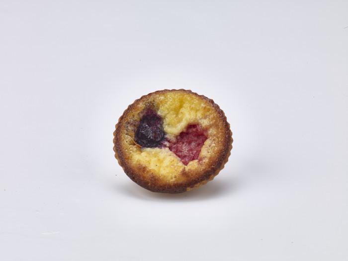 Mini Clafoutis rode vruchten - Bakkersonline