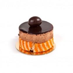 Mini bavarois chocolat - Bakkersonline