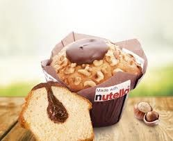 Nutella Cupcake - Bakkersonline