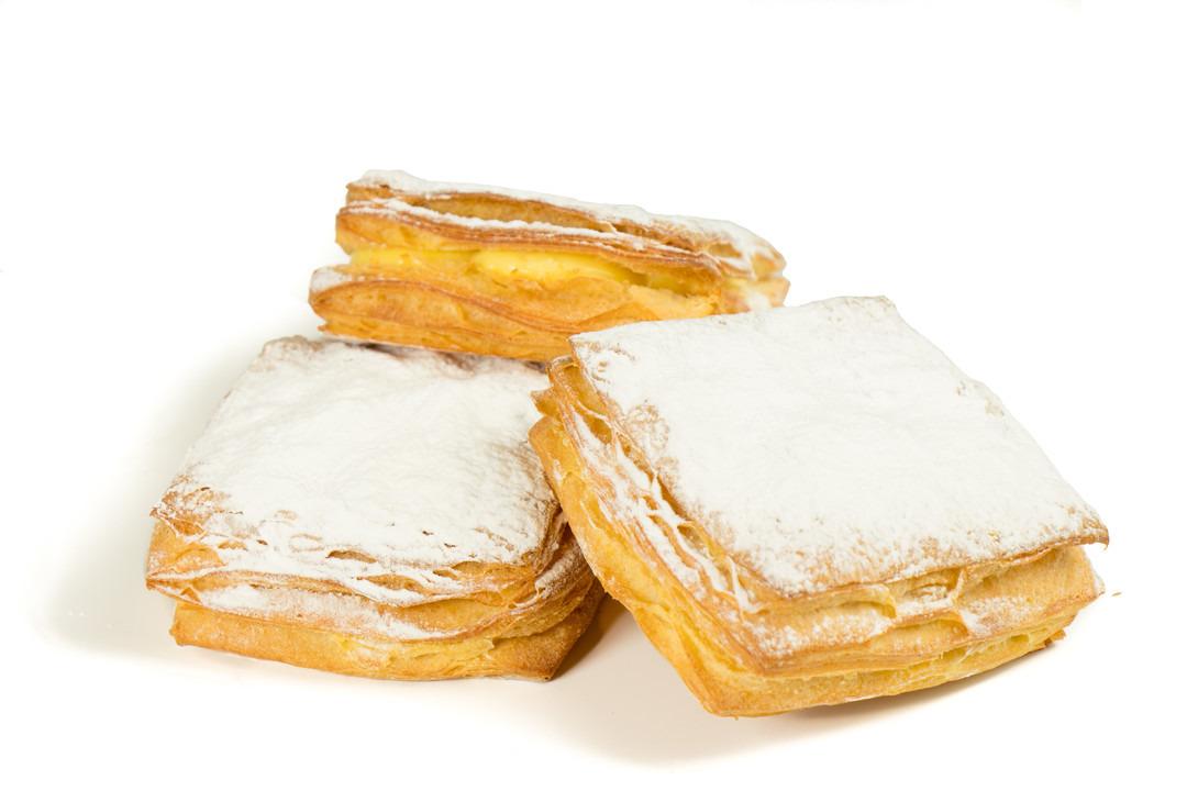 Crèmekoek - Bakkersonline