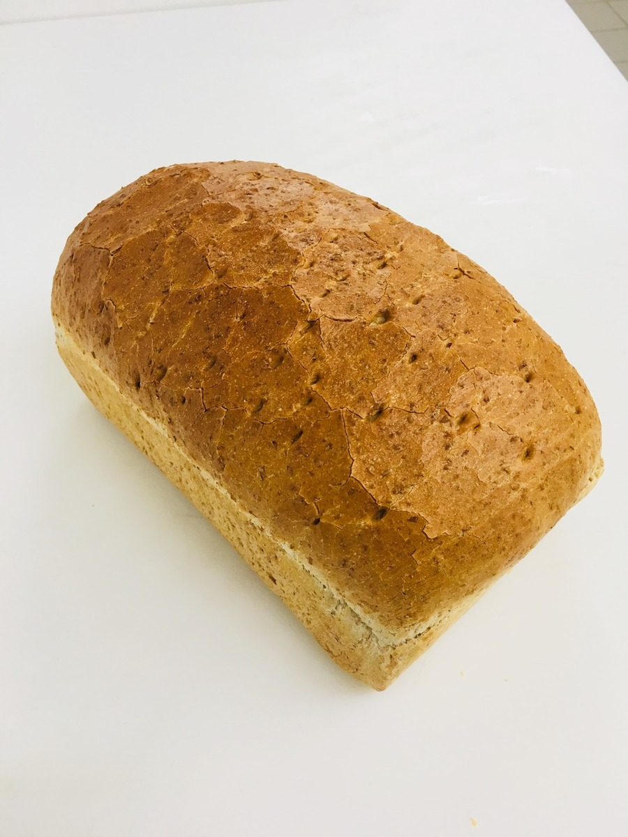 Lang grijs brood - Bakkersonline