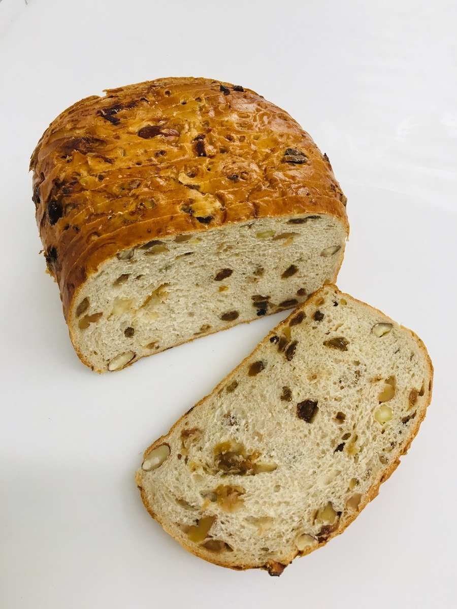 Noten- en rozijnenbrood - Bakkersonline