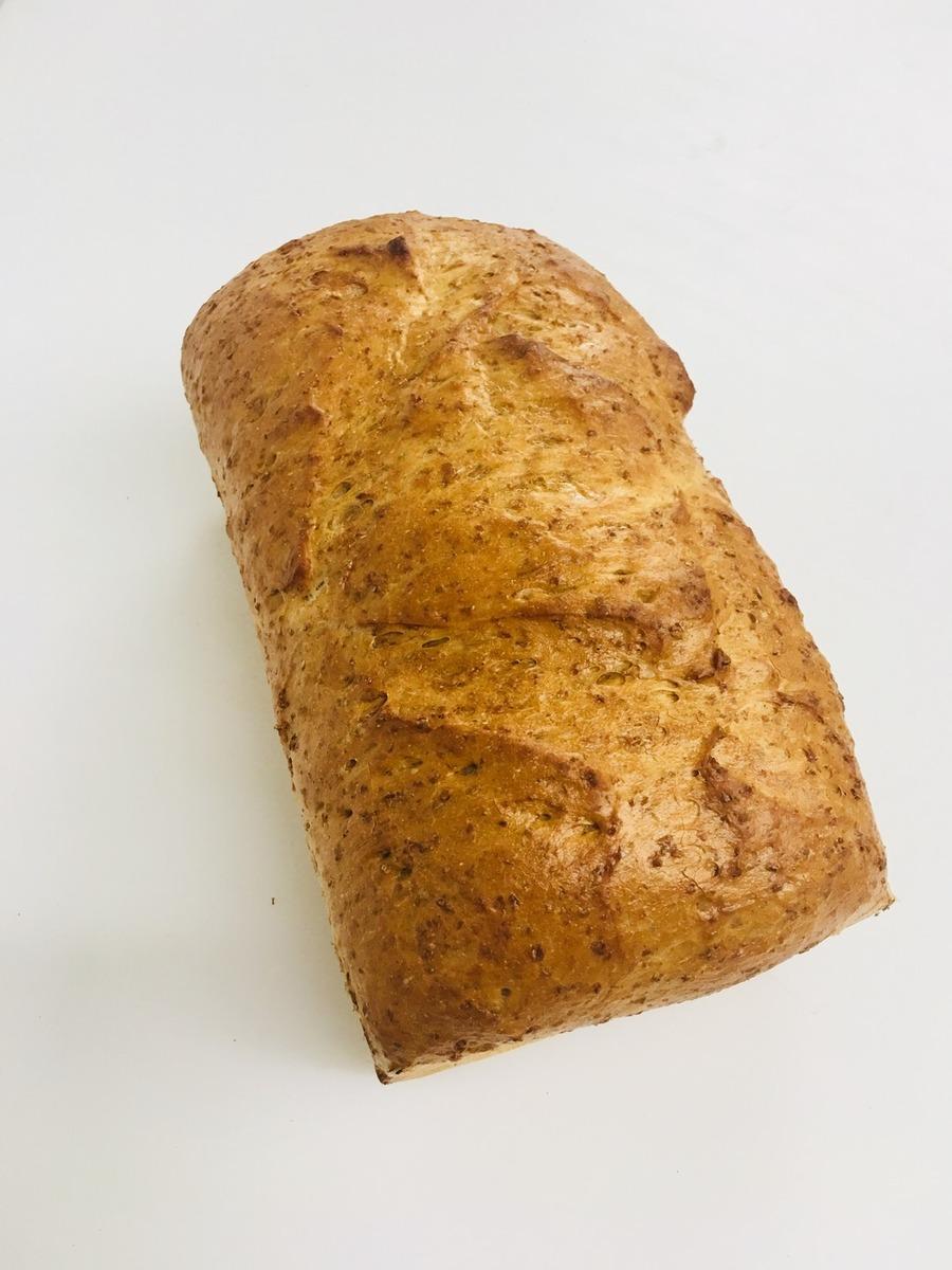 Zoutloos grijs brood - Bakkersonline