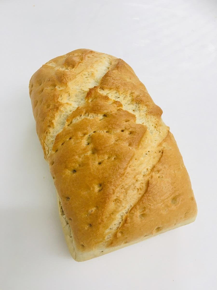 Zoutloos wit brood - Bakkersonline