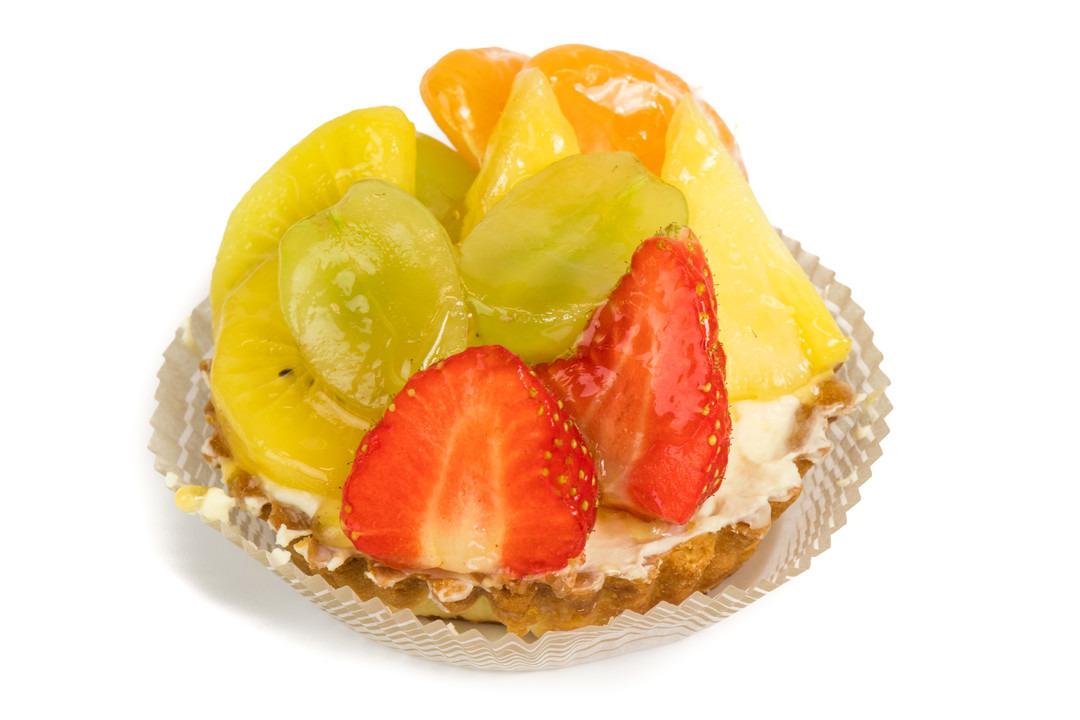 Fruittaartje - Bakkersonline